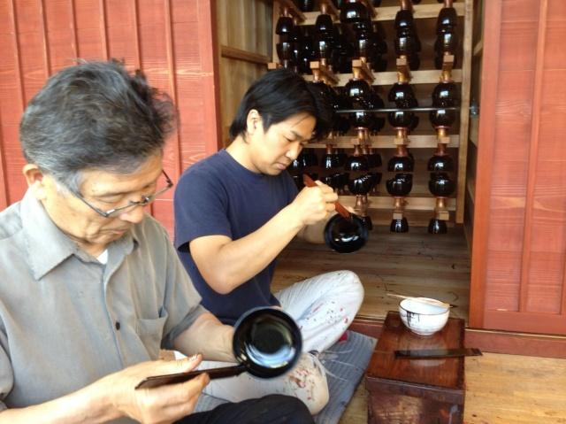 越前漆器の産地に誕生! 江戸時代から伝わる技を発信する、漆工房「漆琳堂」はどんなところ?