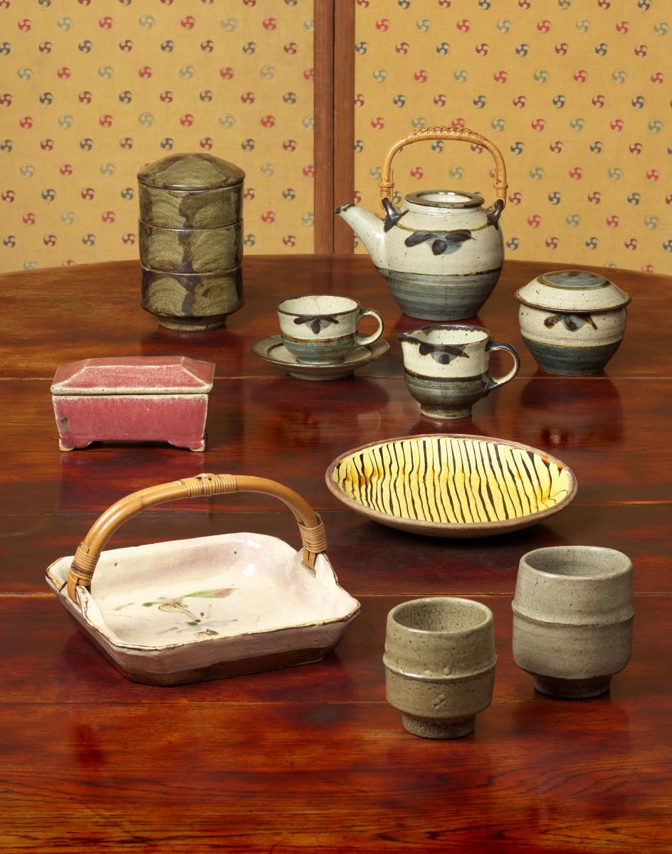 日本民藝館『食の器』展で、柳宗悦の目線から豊かな暮らしのヒントを見つけよう。