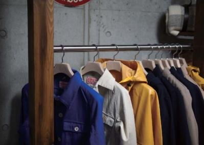 海と生きるフランス男が着る服の店、「ショールーム・アンカー」が築地にできました。