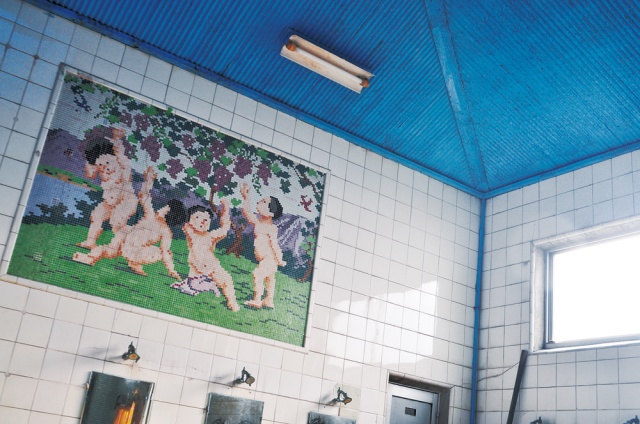 多治見市笠原町のモザイクタイルがお洒落! 倉敷、長崎に続き、名古屋から巡回展が始まります。
