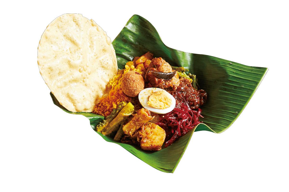混ぜるほどにうまくなる! 魚出汁ベースで人気急上昇中のスリランカカレー4選。