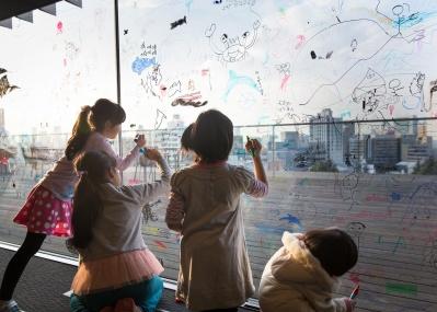 夏の終わりに子どもとアートで思い出づくりしません? 「まるごといちにち こどもびじゅつかん!」が今年も開催です。