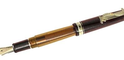 サントリーの醸造家の夢のビールとのコラボ、「実り」を意味する万年筆はいかがですか?