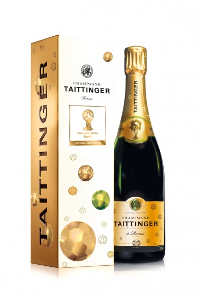W杯観戦にもってこい!「シャンパーニュ・テタンジェ」の公式ボトルをご存知ですか?