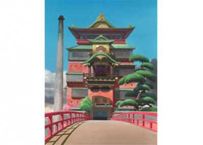 『となりのトトロ』の草壁家の構造模型も!『アニメーションにみる日本建築ージブリの立体建造物展よりー』で日本の原風景にふれてみませんか。