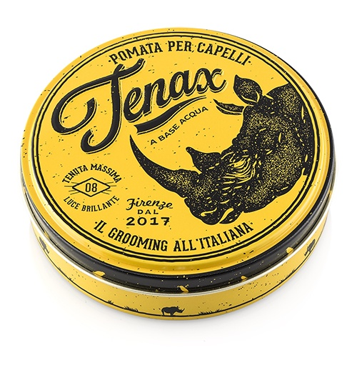 バーバーカットをキメるならコレ! 最高にクールなヘアスタイリングシリーズ「テナックス」がイタリアから上陸。