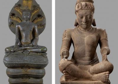 門外不出の名品も初来日!「日タイ修好130周年記念特別展 タイ~仏の国の輝き~」展で見られる、うるわしき宝たち。