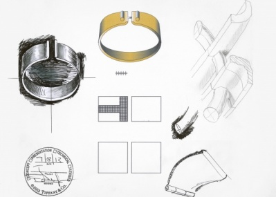 華麗なるコレクション「ティファニー  T」が、新デザイン ディレクターを迎えてスタート!