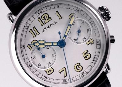 腕時計の名産地・長野発の新ブランド「TMPL(テンプル)」、クラウドファンディングサイトから発売開始です。