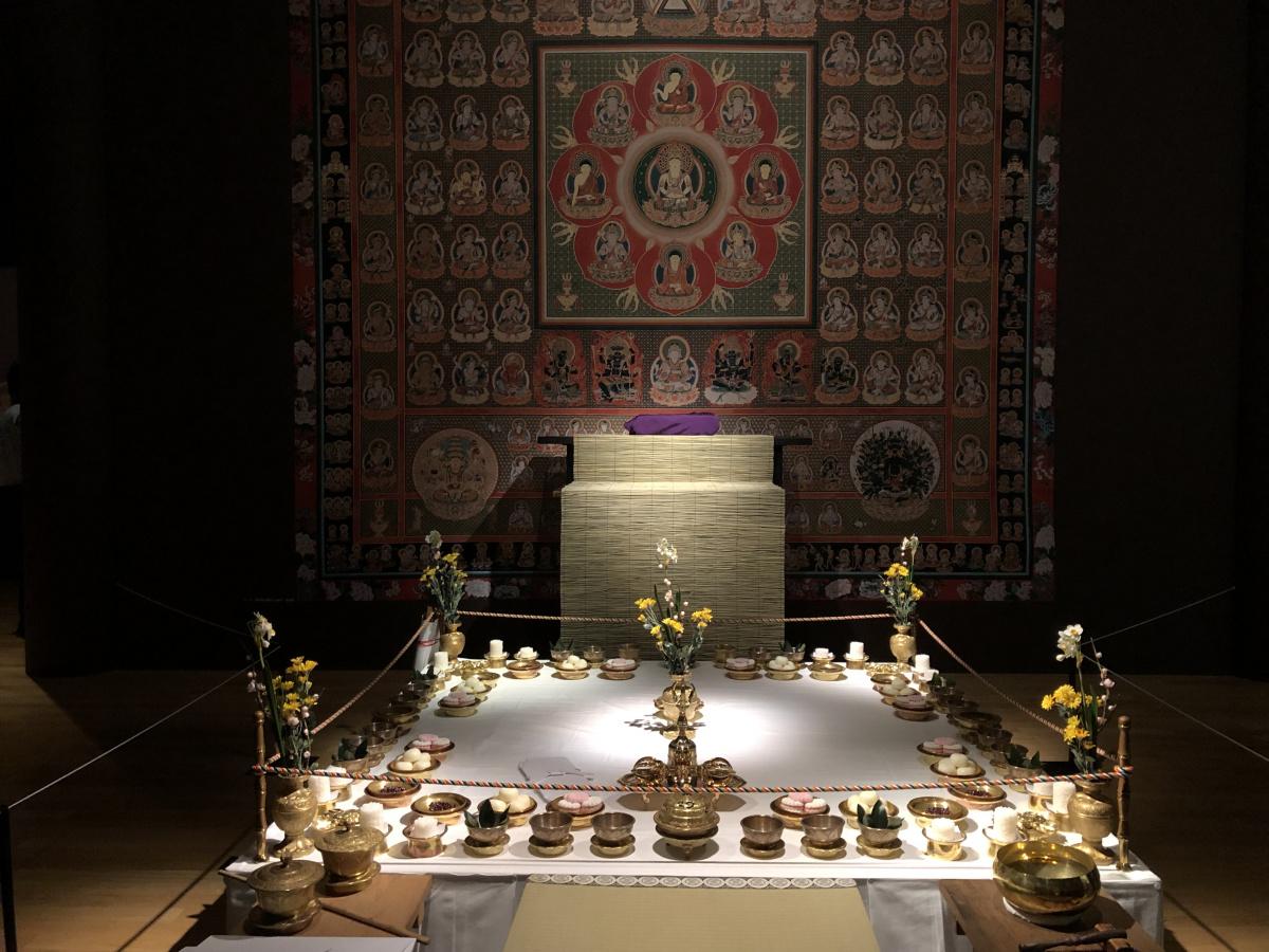 東博に仏像曼荼羅が出現! 圧巻の密教美術が集う特別展『国宝 東寺-空海と仏像曼荼羅』。