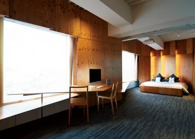 東京でユニークな建築のホテルが増加中。いま泊まるべき1軒はここだ。