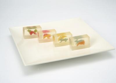 和菓子の「とらや」、東京ミッドタウンにて、見ても食べてもおいしい特別展を開催!