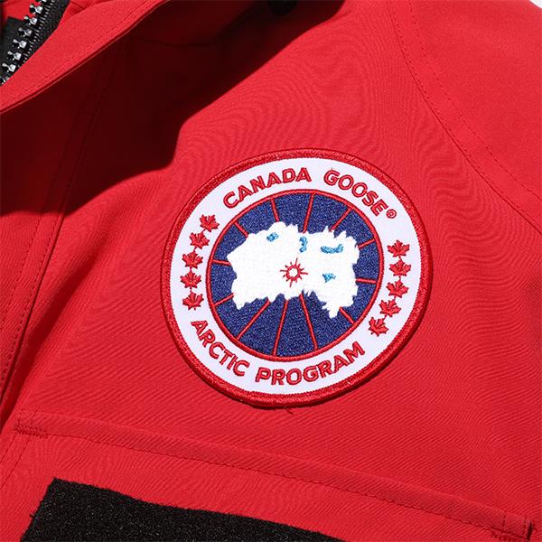「コム デ ギャルソン・ジュンヤ ワタナベ マン」と「カナダグース」による、強力なコラボに注目。
