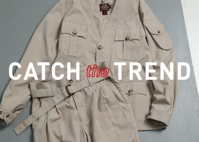 もしもヘミングウェイが、 「ビームス プラス」で新しい服を注文したら…