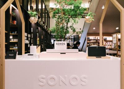 アメリカから上陸した噂のオーディオメーカー、「ソノス」のことを教えて!