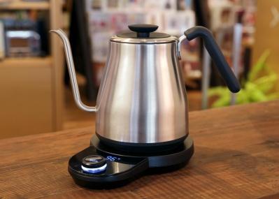 コーヒーをハンドドリップで楽しむために、役立つ家電を教えて!