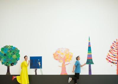 tupera tupera(ツペラ ツペラ)作品が横須賀に大集合! 親子で夢中になれる、色鮮やかな絵本の世界を堪能しましょう。