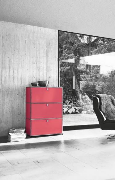 不朽の名作が華やかに登場、USMハラー50周年を祝う限定モデルはピンクです!