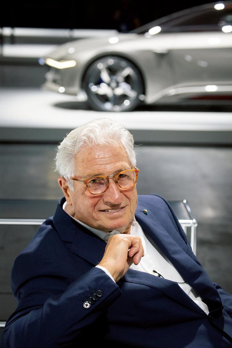80歳を迎えた「カーデザインの父」、ジウジアーロが語った傑作デザイン ...