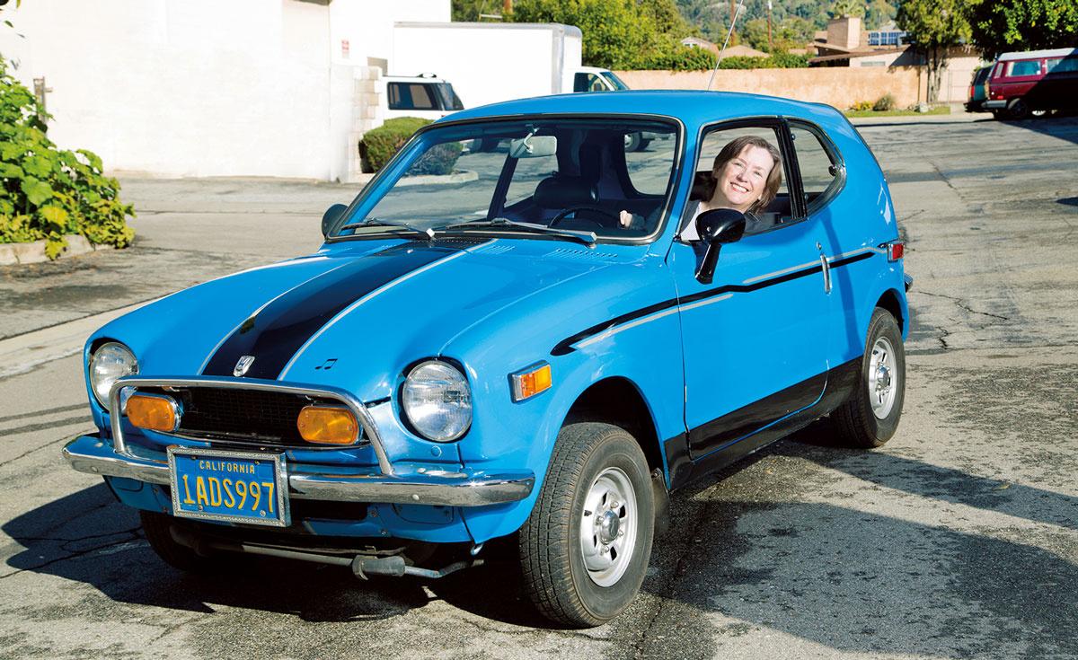 海外の日本車好きに訊く、僕らが古い日本車にはまった理由。【ロサンゼルス編②】