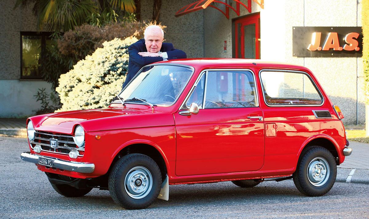 海外の日本車好きに訊く、僕らが古い日本車にはまった理由。【イタリア編②】