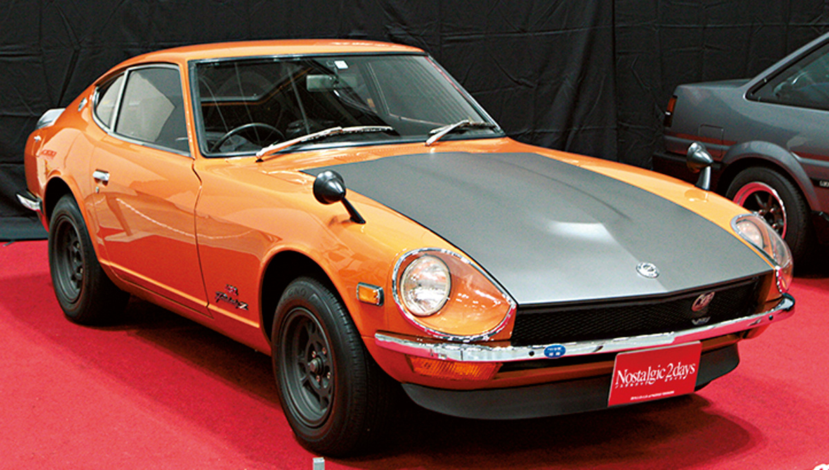 カーデザイナー中村史郎と、国産ヴィンテージカーのグッドデザインを探す。