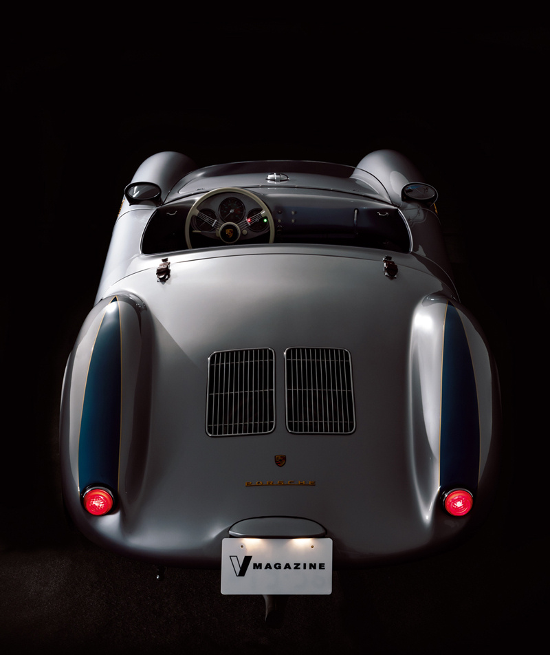 【名車図鑑】ポルトガルで戦った、美しい市販レーサー「ポルシェ550 スパイダー」。