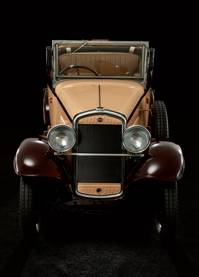 日産自動車、伝説の名車を振り返る。【ダットサン12型フェートン1200 編】