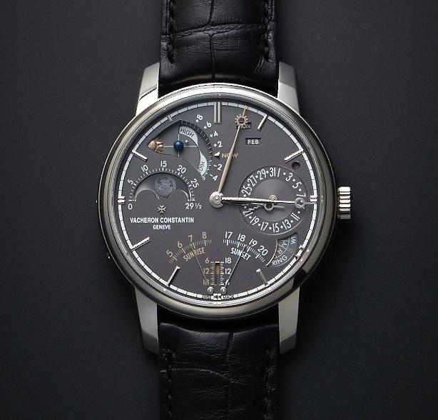 """【気になる+α ヴァシュロン・コンスタンタン】名門の矜持を示す、""""世界で最も複雑な腕時計""""が生まれました。"""