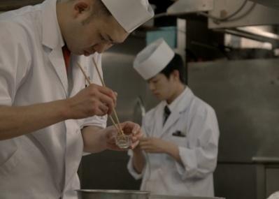 食関係者なら必見のドキュメンタリー映画、『和食ドリーム』が公開されます。