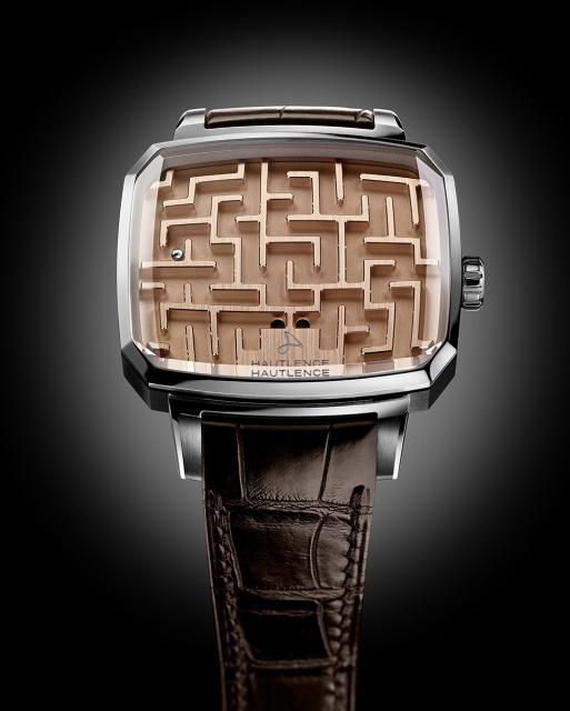 """こ、これでも腕時計!? 革新的な複雑メカで知られるブランドによる「無用の用」を究めた""""ゲームピース""""とは?"""