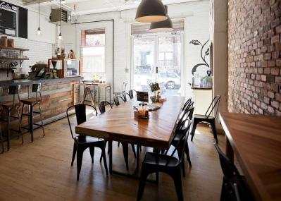 Vol.14 本格派ロースタリーからベジタリアンカフェまで、ブッシュウィックならではの注目カフェ5軒。