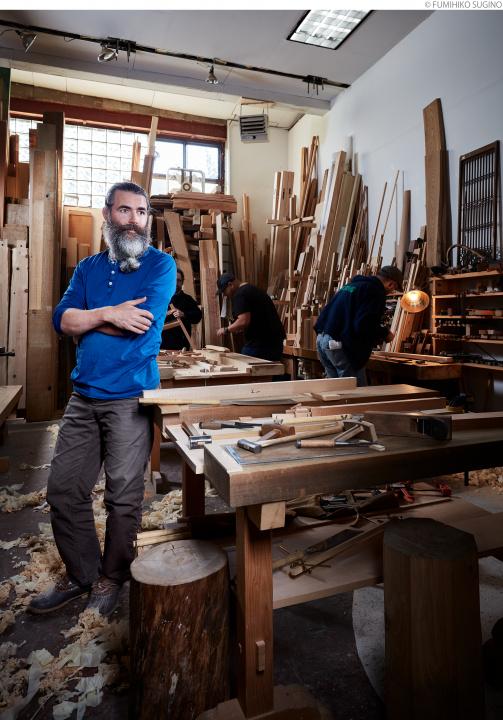 Vol.18 ブッシュウィックで学べる、日本の昔ながらの大工の技とは?