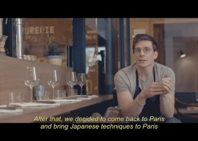 """パリで密かに話題のやきとり店「Le Rigmarole」のシェフが語る、外国人の視点で見た""""やきとり文化""""の奥深い魅力とは?"""