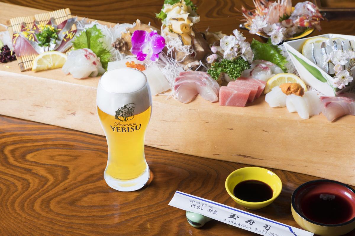 変革の後に残るものが、伝統として継承される――。「い草」の新たな価値と、味わいを磨き続けるヱビスビール
