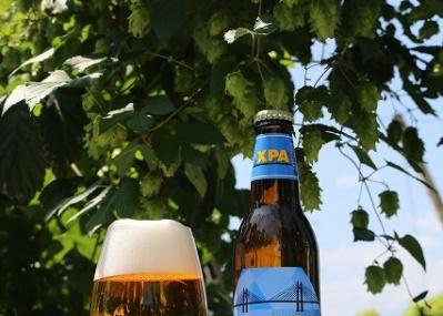 貴重な摘みたてホップを使ったビールで、食欲の秋をもっと美味しく幸せに。