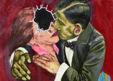 人は死んだらどこへ行く? 1970年代のヌード写真からシュールな新作絵画まで、『横尾忠則の冥途旅行』展が面白い。