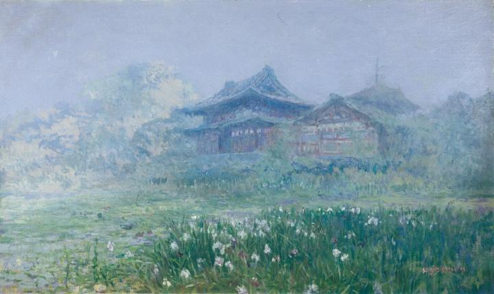 19世紀末に欧米に進出し、フロイトやダイアナ妃など多くのファンを魅了した画家・吉田博の回顧展が開催!