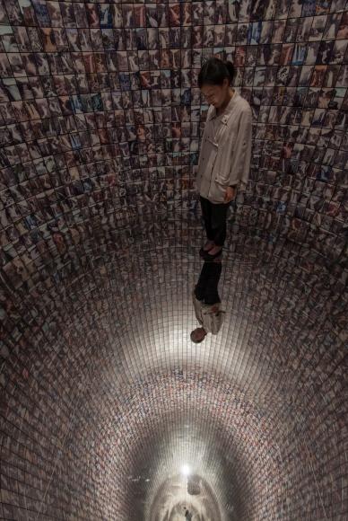表参道のEYE OF GYREで、永山祐子展『建築から始まる未来』が開催中。