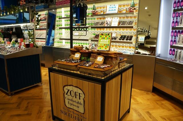 ZoffMART自由が丘店で、スーパーマーケット×ポップアートの世界観を満喫しよう。