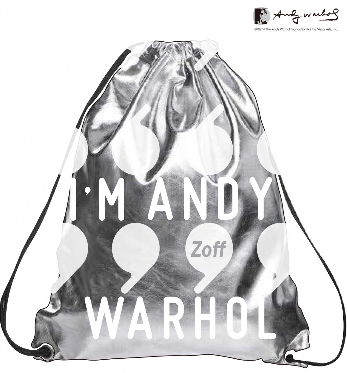 アンディ・ウォーホルをテーマにした、「 誰もが主役になれる」ゾフのアイウエアは超ユニーク!