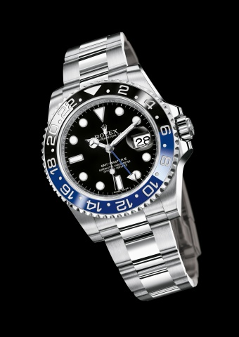 Oyster Perpetual GMT MasterⅡ