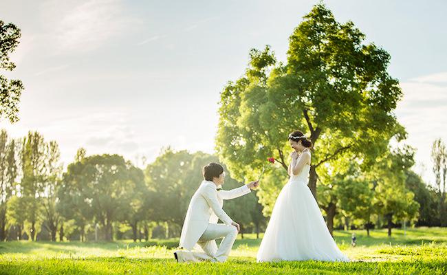 フォトウェデイング 結婚