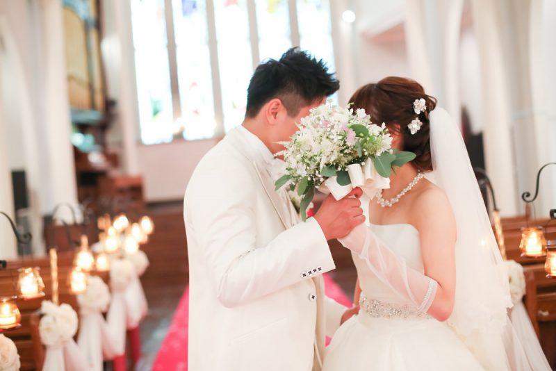 2人 結婚式