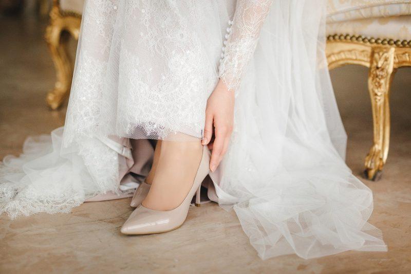 マタニティ 結婚式 靴 パンプス