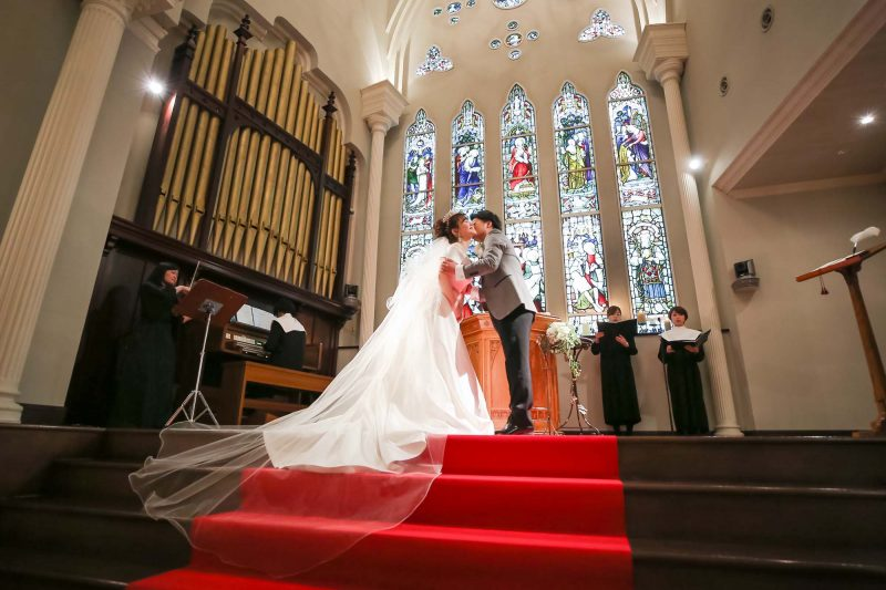 ピアノ 新郎新婦 結婚式