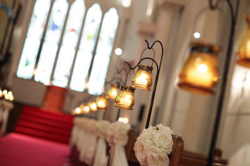 クラシカル結婚式場