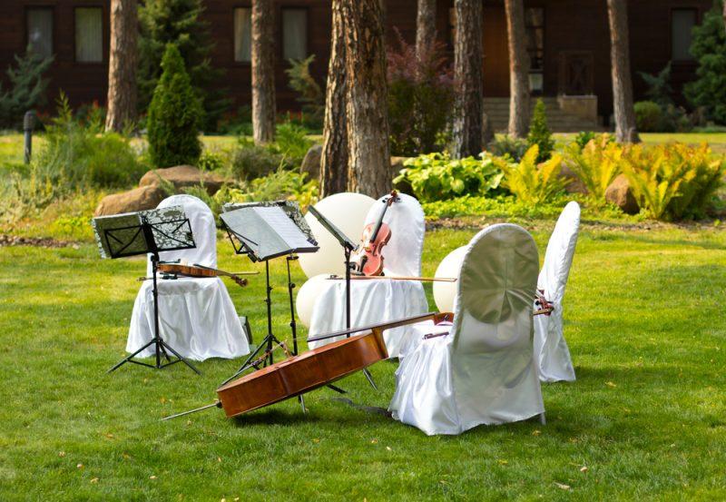 楽器 結婚式