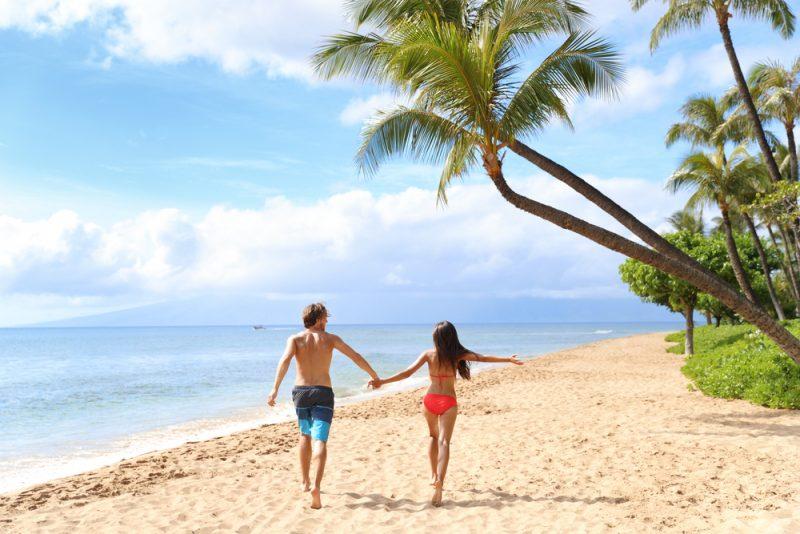 新婚旅行 ハワイ
