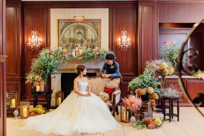 2人だけの結婚式